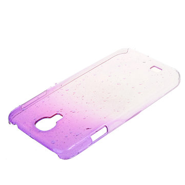 Water Drops Transparent Protective Case for Samsung S4 I9500
